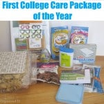 First College Care Package of the Year - Organized 31