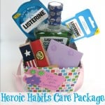 Heroic Habits Dental Care Package