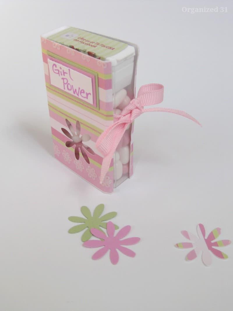 Small Gift Idea - Organized 31