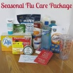Seasonal Flu Care Package