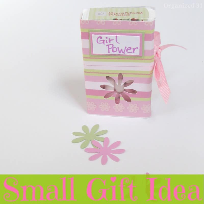 Small Gift Idea - Organized 31