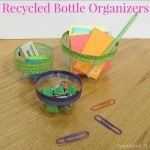 Recycled Bottle Organizers