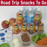 Road Trip Snacks To Go - Organized 31 #GetGoing #Sponsored #MC