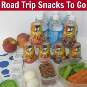 Road Trip Snacks To Go