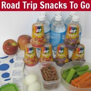 Road Trip Snacks To Go