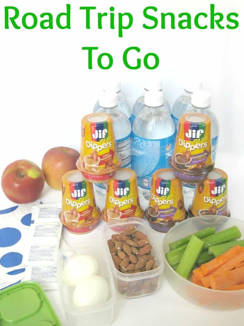 Road Trip Snacks To Go - Organized 31 #GetGoing #Sponsored #MC