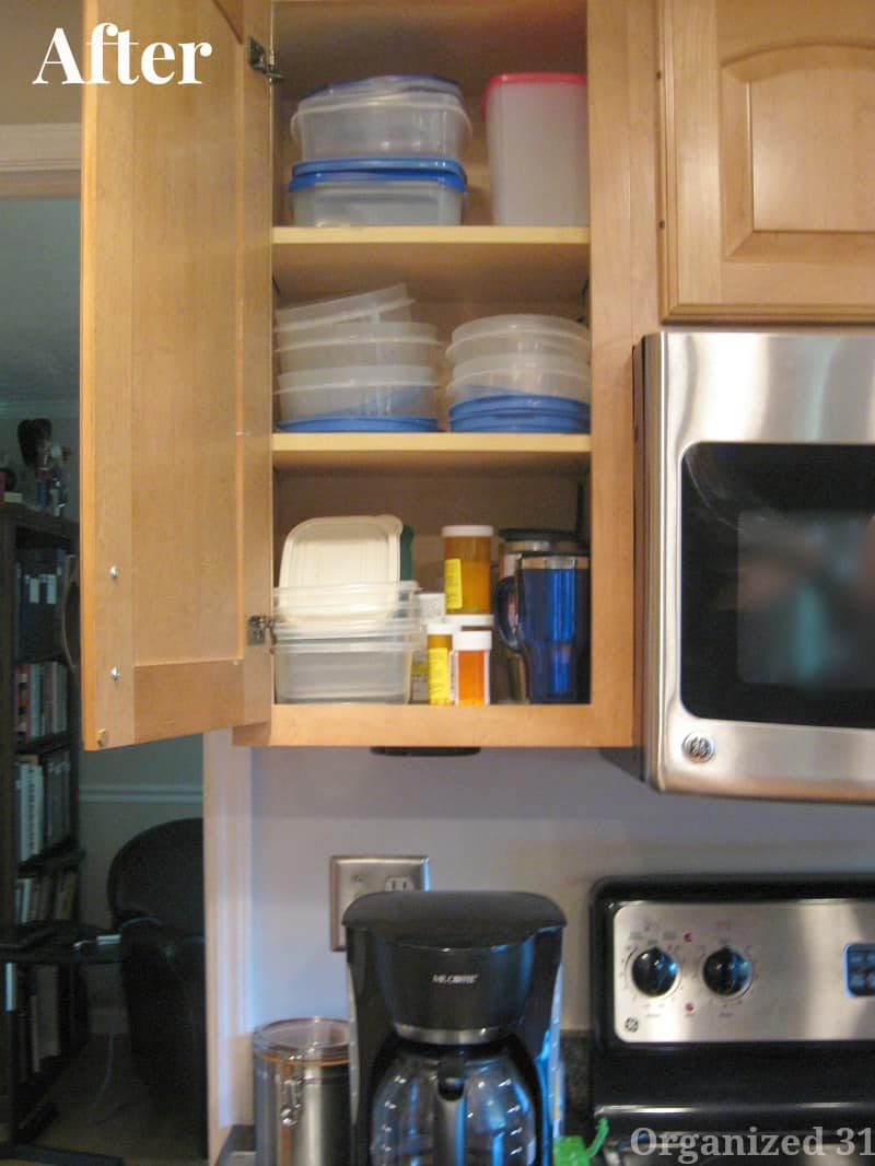 How To Reorganize A Kitchen Organized 31