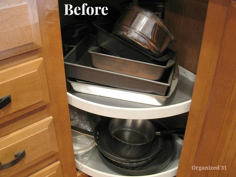 How to Organize a Kitchen - Organized 31