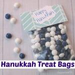 Hanukkah Treat Bags - Organized 31