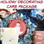 Holiday Decorating Care Package