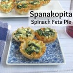 Spanakopita Spinach Feta Pie – It's All Greek To Me