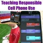 Teaching Responsible Cell Phone Use