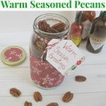Holiday Party Recipes – Warm Seasoned Pecans