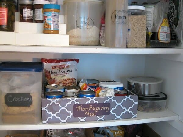 Tips for Organizing Holiday Meals free planner