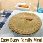 Busy Family - Organized 31 #EasyAsPotPie #Ad