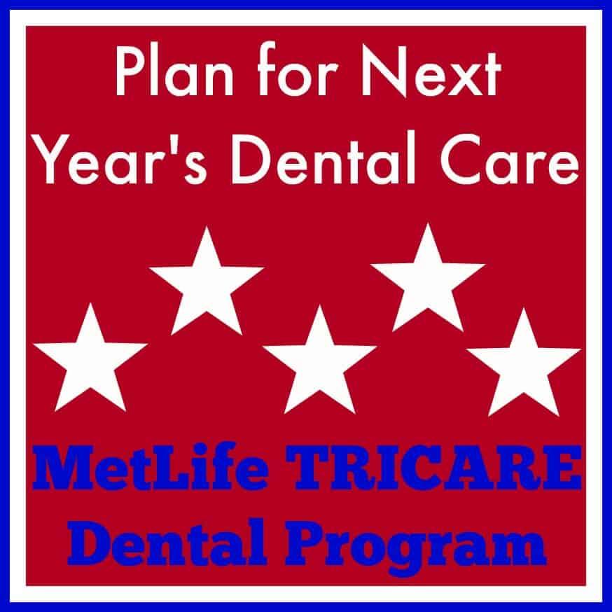 Plan for Next Year's Dental Care - Organized 31  #MetLifeTDP #sponsored