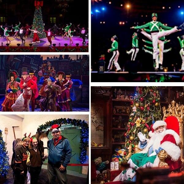 Family Time at Busch Gardens Christmas Town - Organized 31 #BuschGardens #sponsored