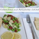 Edamame and Artichoke Salad – The MD Factor Diet