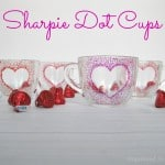 Sharpie Dotted Cup