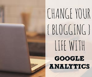 Change Your Blogging Life Giveaway