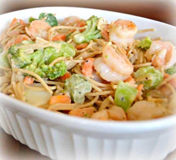 Shrimp-Primavera-Dish