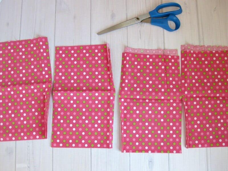 DIY Feminine Case - A Beginner's Sewing Project - Organized 31