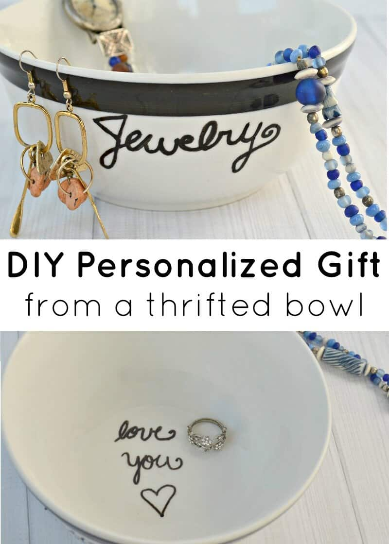 Diy Personalized Gift Organized 31