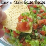 Easy-to-Make Salsa Recipe