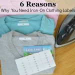 Why You Need Iron-On Clothing Labels – Label Land Review
