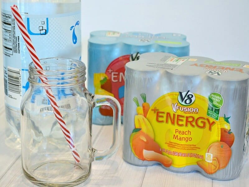 6 easy tips to break the soda habit #V8EnergyBoost #Ad