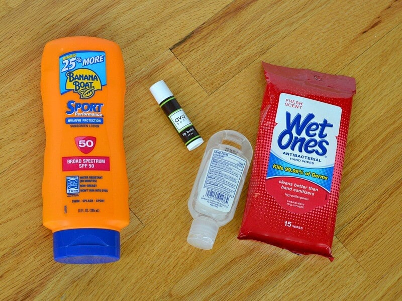 How to Organize and Pack for the Amusement Park - Organized 31