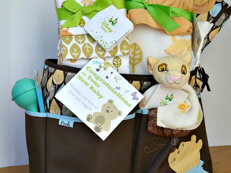 Donate a New Baby Gift Bag - #MagicBabyMoments #Ad