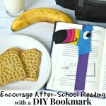 Encourage After-School Reading with a DIY Bookmark