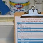 Move-In Cleaning Checklist