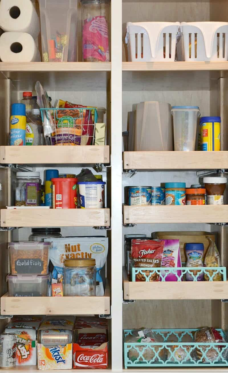 Tips For An Organized Pantry New Kitchen Organized