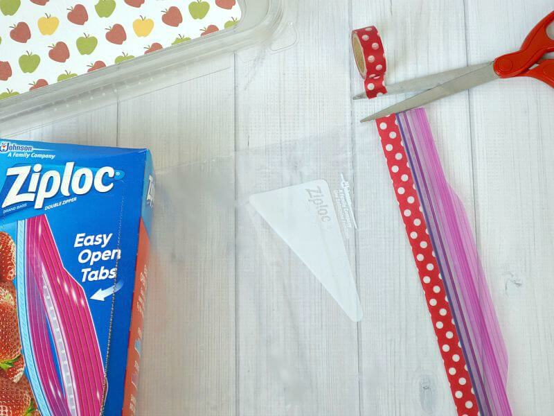 As a parent educator and mother of 3, these my favorite 7 TIps for Back-to-School Organization that are free or cost pennies. #ZiplocBackToSchool #Ad