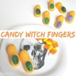 Halloween Treats – Witch Fingers