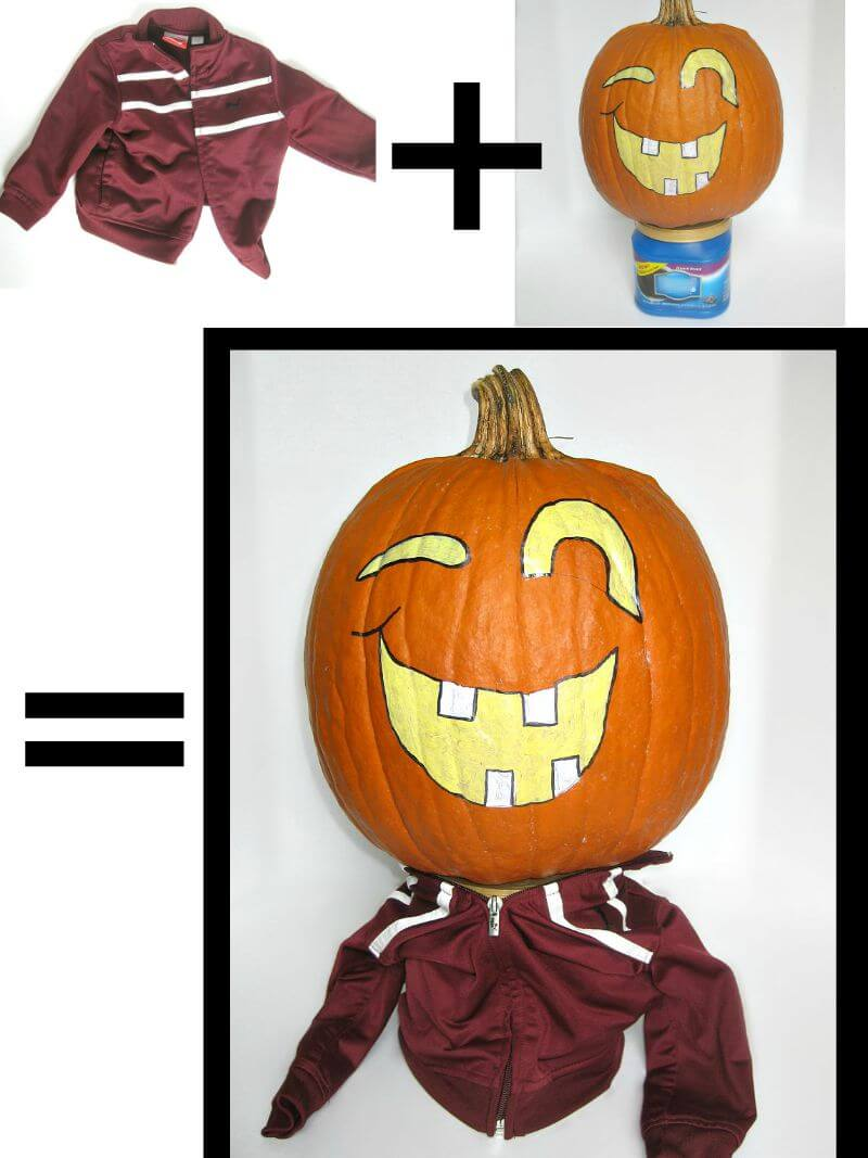 Easy to make jack o'lantern ideas for the entire family.
