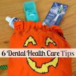 6 Dental Health Care Tips