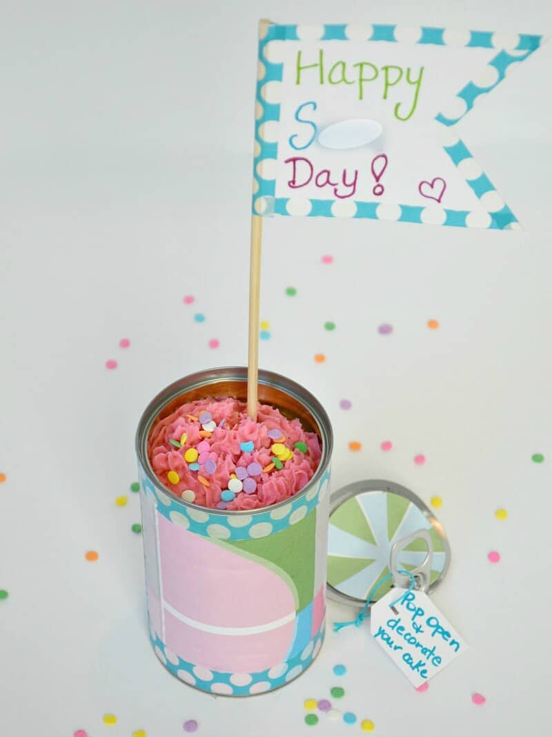 Fast Diy Birthday Cake Banner Organized 31