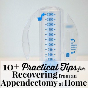 10+ Practical Tips for Recovering from an Appendectomy at Home