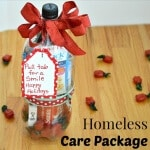 Give Happiness – Homeless Care Package