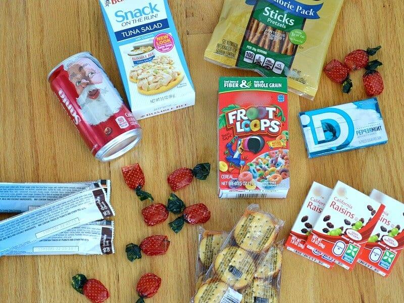 Snack Supplies