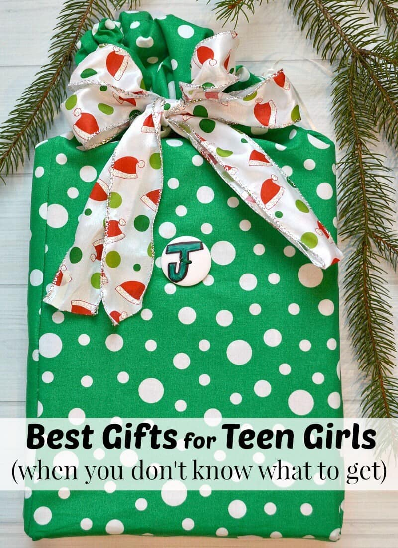 Best Gifts for Teen Girls (when you don't know what to get) #GiftingAMemory [ad]