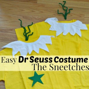 Easy Dr. Seuss Costume – The Sneetches
