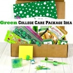 Green College Care Package Idea