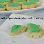 Recipe for Almond Cookies