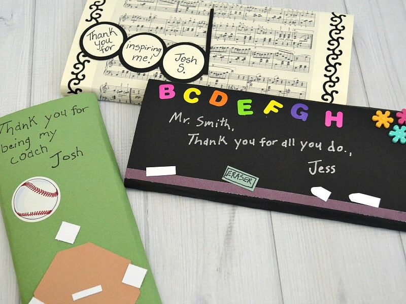 Make personalized DIY Teacher Appreciation Gifts tonight in just minutes. | Organized 31 [sponsored]