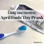 Easy April Fools' Day Prank Idea