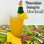 Mocktail Hawaiian Sangria Recipe